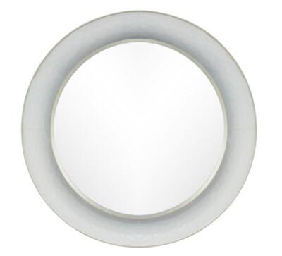 MIRROR - WHITE PORTHOLE WALL MIRROR