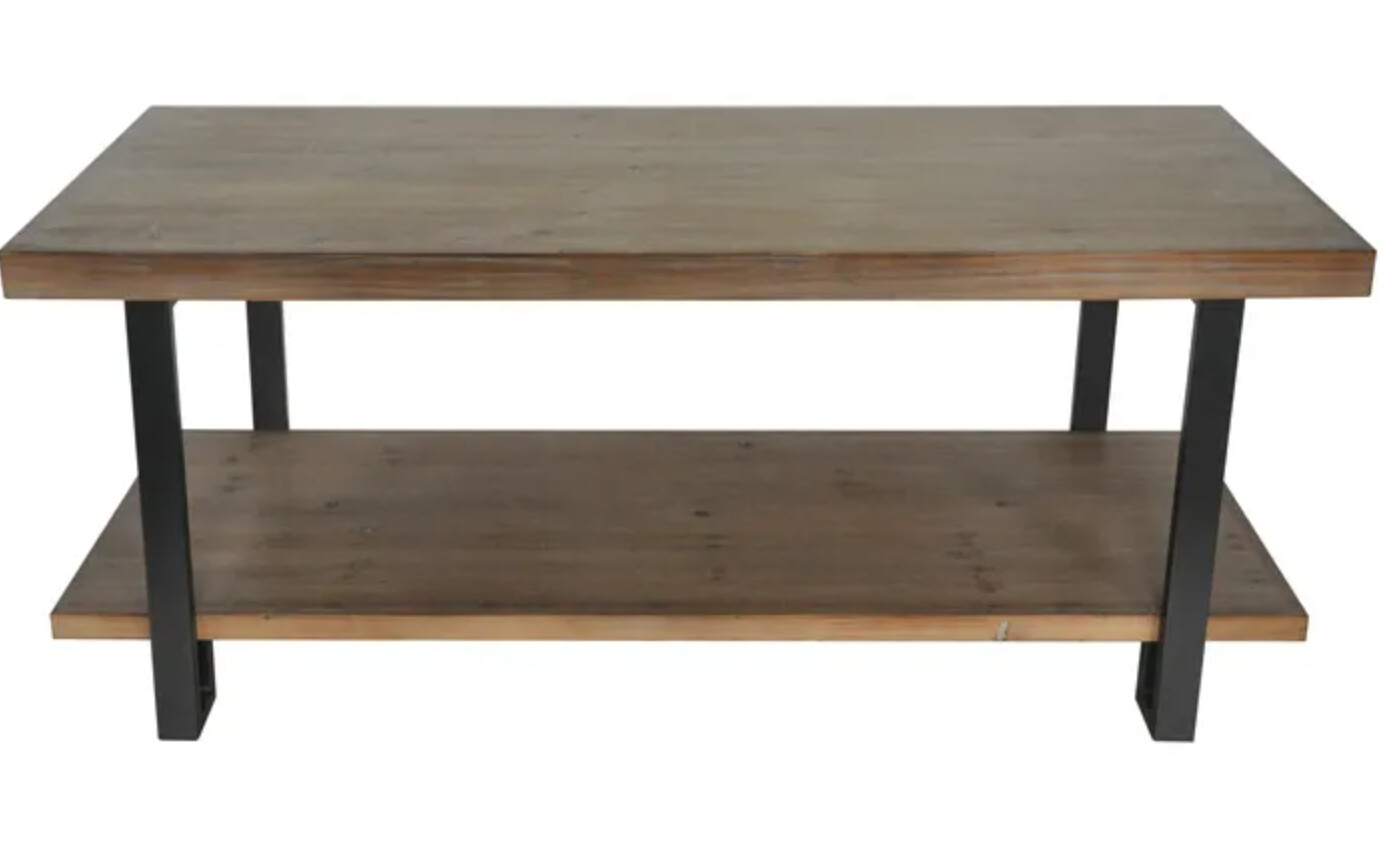 FURNITURE - INDUSTRIAL TABLE / TV UNIT