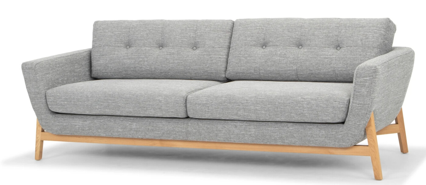 CONTEMPORARY STYLE 3 SEATER SOFA