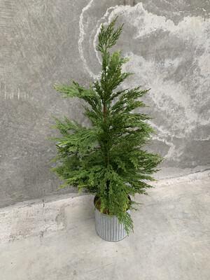 PINE FAUX TREE 80CM