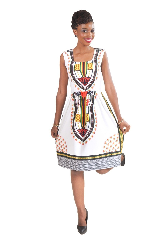 Zim Dashiki Dresses