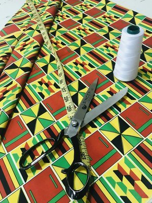 ZimCollar Fabric