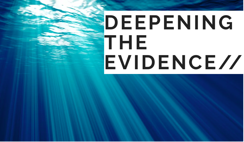 Deepening the Evidence