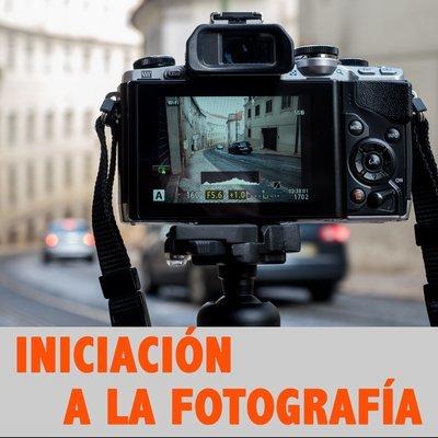 Iniciacion a la fotografía