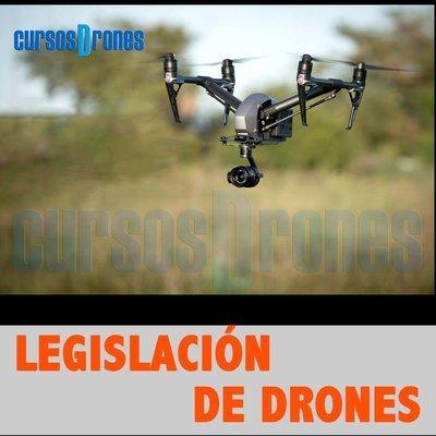 Legislación de drones
