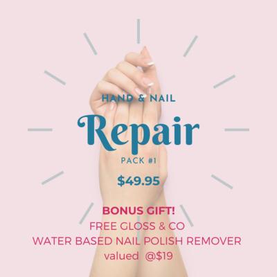 REPAIR Hand Pack #2