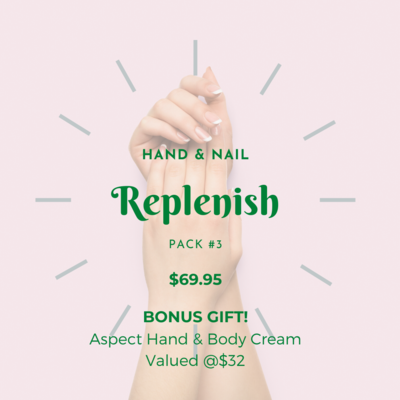 REPLENISH Hand Pack 3