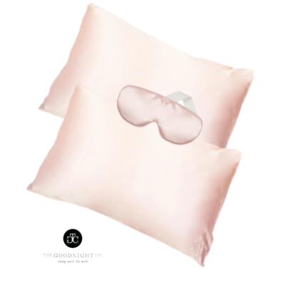 THE GOODNIGHT CO. Beauty Sleep Set PINK