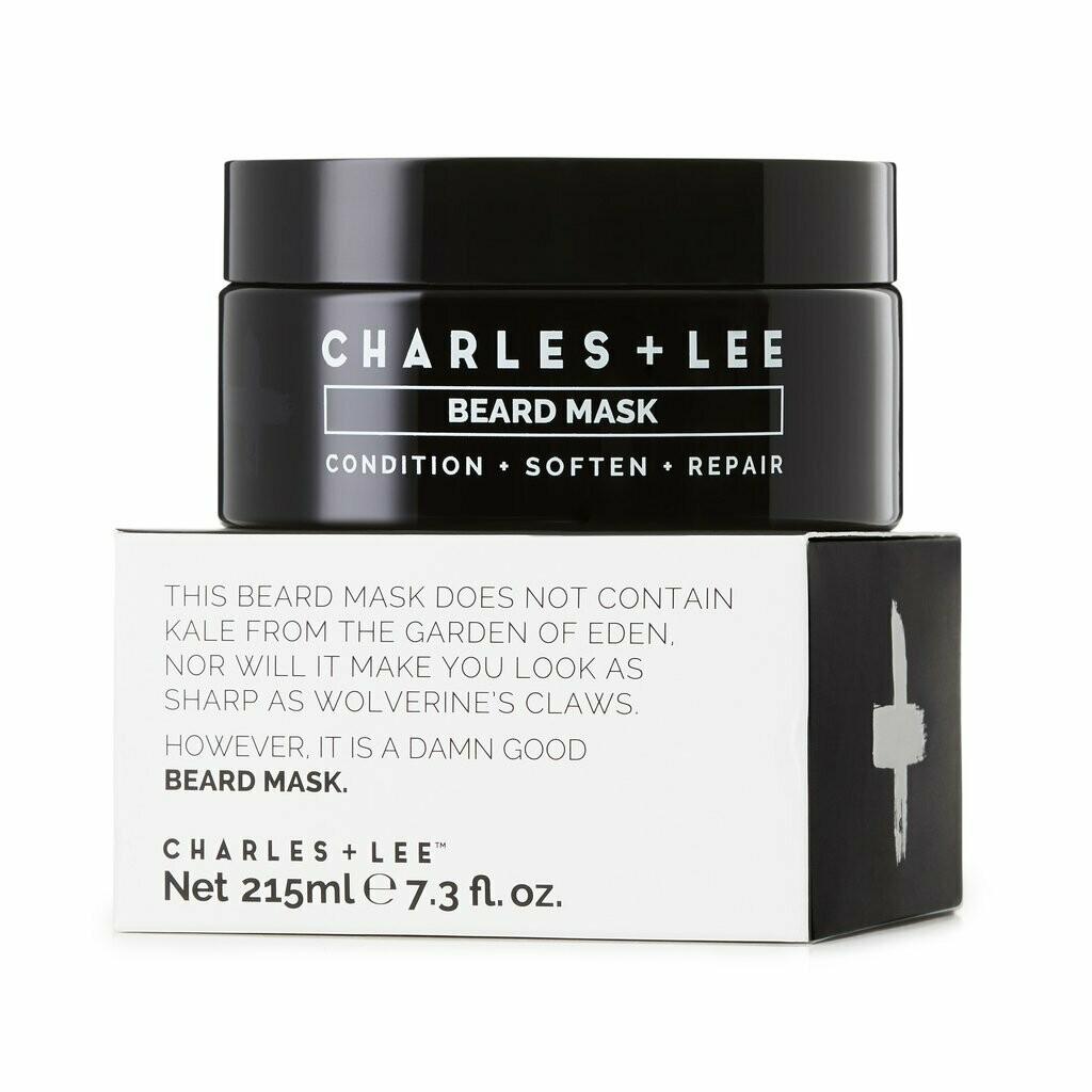 Charles + Lee Beard Mask 215ml
