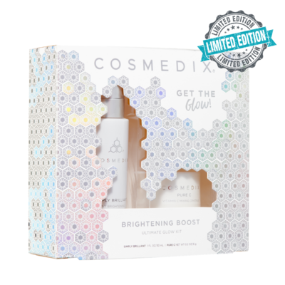 COSMEDIX Get the Glow Set - LIMITED EDITION