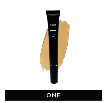 ASPECT MINERALS - Liquid ONE Fair|Warm - Liquid Foundation 28ml