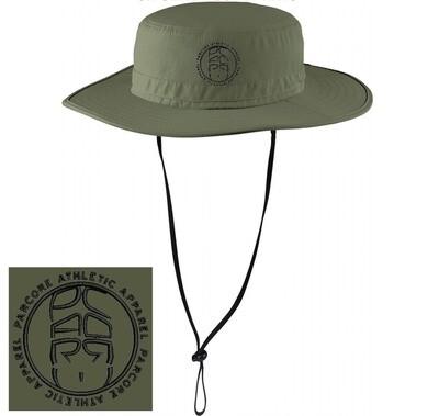 MILITARY GREEN BUCKET HAT