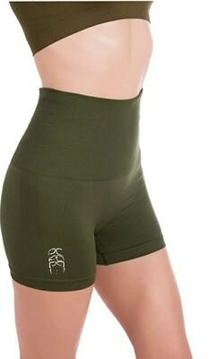 Tummy Control Compression Shorts