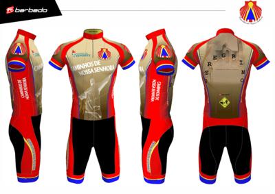 Camisas CNS oficial bike - modelo 2016