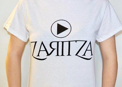 Zaritza White T-Shirt
