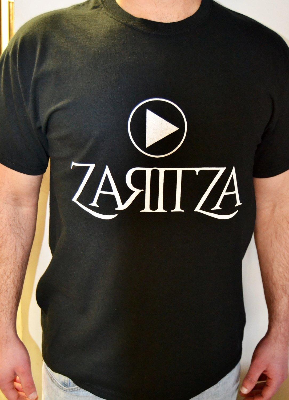 Zaritza Black T-Shirt