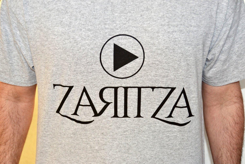 Zaritza Grey T-Shirt