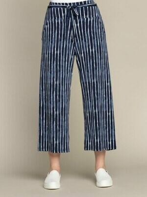 Sympli Wide Leg Trouser Crop Pattern