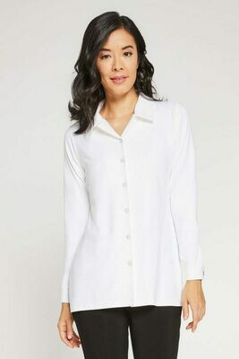 Sympli-Shirt Chic available in Moss
