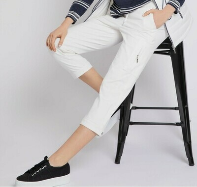 Bylyse-Pant in White