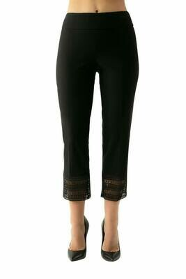 Up-Pant in Black