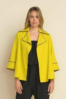 Joseph Ribkoff-Textured Jacket