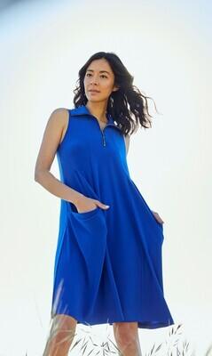 Sympli- Dress Sleeveless Double Take