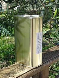Huile d'Olive - 1 litre