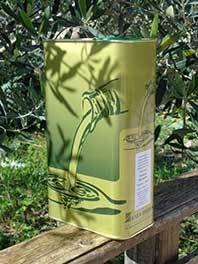 Huile d'Olive - 3 litres