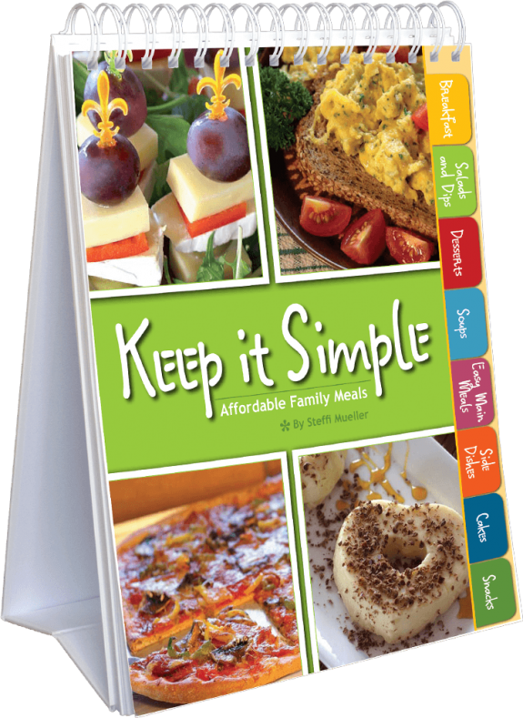 Keep it Simple - Affordable Family Meals