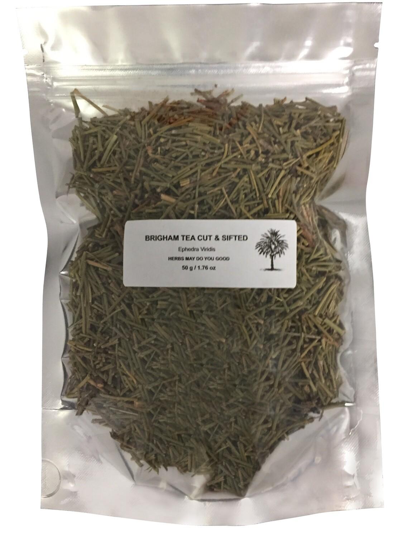 Brigham Tea Cut & Sifted 50g / 1.76 oz