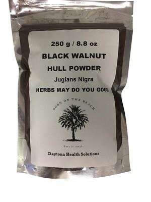 Black Walnut Hull Powder 250 g / 8.8 oz