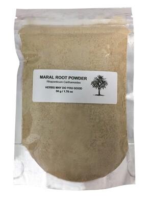 Maral Root Powder 50 gr / 1.76 oz