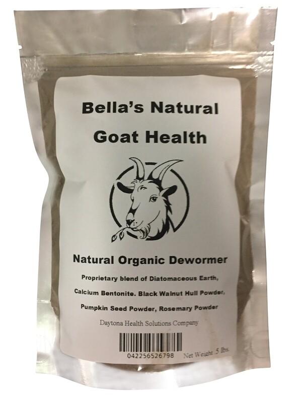 Bella's Naturals Herbal Blend w/Diatomaceous Earth .5 lb / 8 oz