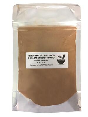 Chinese Skullcap Extract Powder 50 g / 1.76 oz