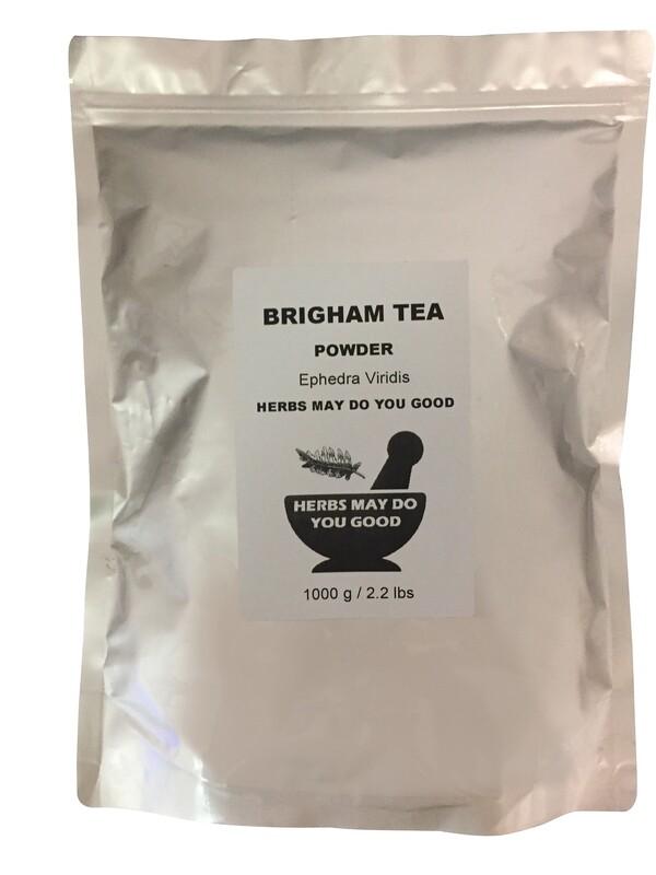 Brigham Tea Powder Herbs May Do You Good Trusted Brand 1000 g / 2.2 lb