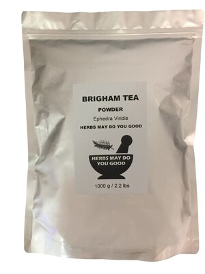 Brigham Tea Powder Herbs May Do You Good Trusted Brand 1000 g / 2.2 lb