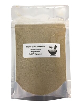 Horsetail Powder Herbs May Do You Good Trusted Brand 50 g / 1.76 oz