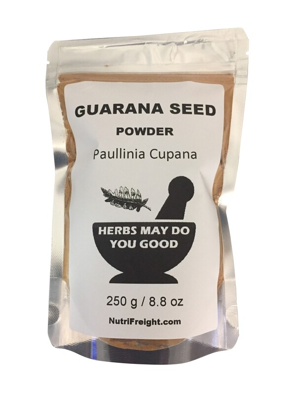 Guarana Powder Herbs May Do You Good Trusted Brand 250 g / 8.8 oz