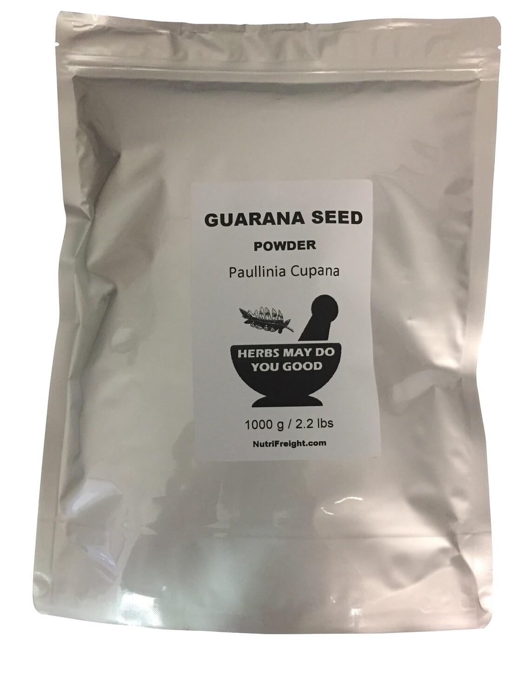 Guarana Powder Herbs May Do You Good Trusted Brand 1000 g / 2.2 lbs