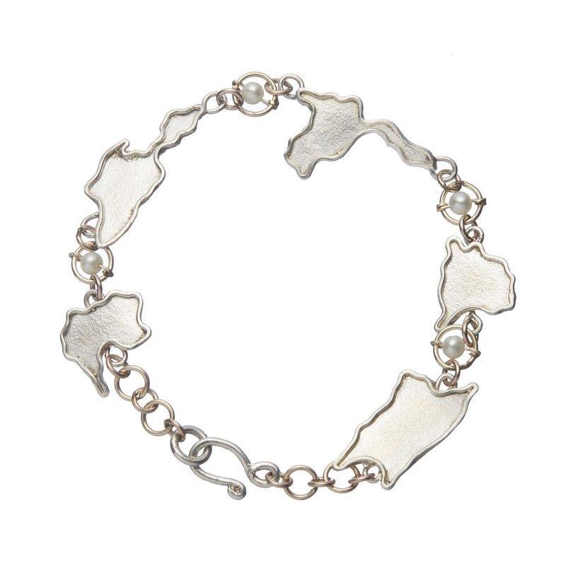 Pearls of Lake Erie Bracelet