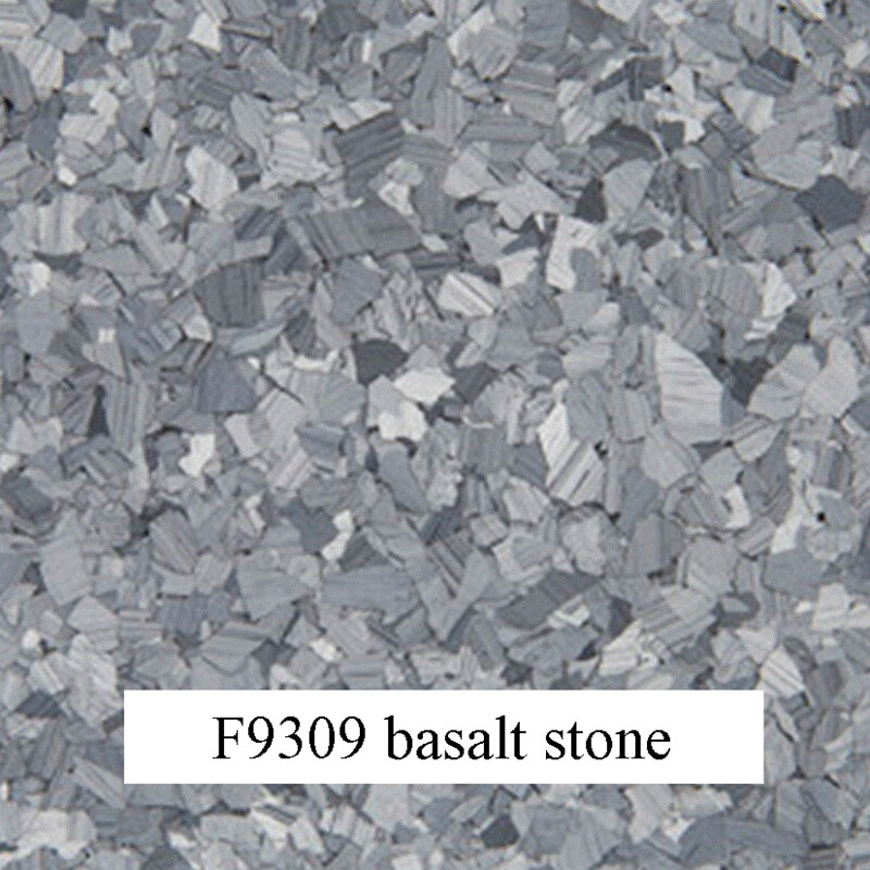 flocons de vinyle Basalt Stone