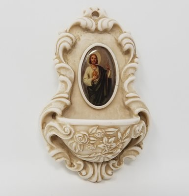 St. Jude Holy Water Font