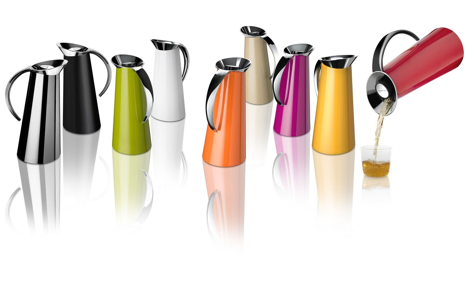Glamour Thermal Carafe Various Colors