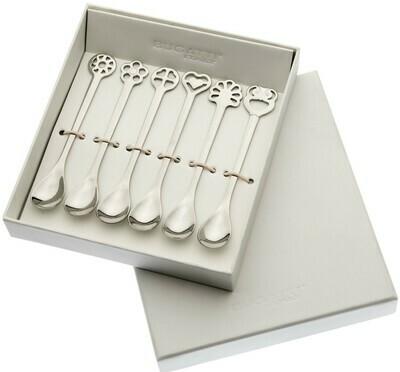 Portafortuna  Mocha Spoons Set