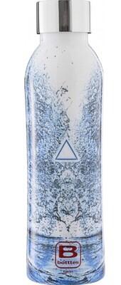 B Bottle Twin 500 ml Aqua