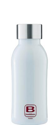 B Bottle Twin 350 ml Light Blue