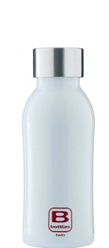 B Bottle Twin 350 ml Light Blue