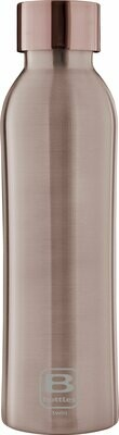 B Bottle Twin Lux 500 ml Rose Gold Brushed