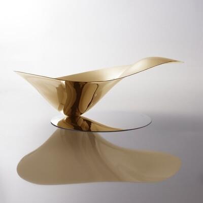 Petalo Centerpiece 24k Gold Plated